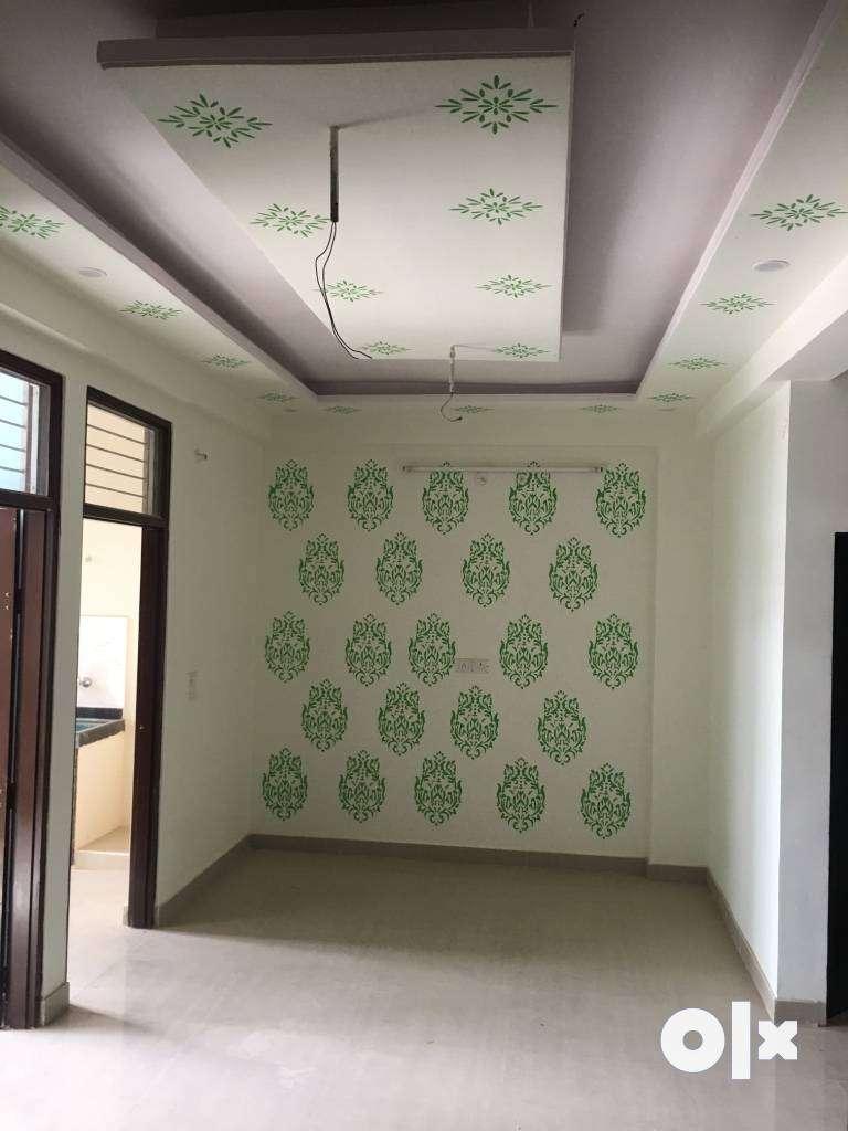 3BHK Loanable JDA app. ready to shift semi furnished flat Ajmer road 0