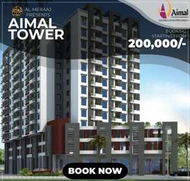 2Bed+lounge apartment in Aimal tower (most convenient payment plan)