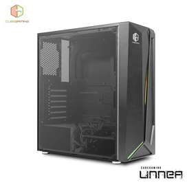 CUBE GAMING LINNEA - ATX - SIDE TEMPERED GLASS