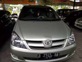 Toyota kijang innova G disel 2008