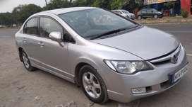 Honda Civic 1.8V MT, 2008, CNG & Hybrids