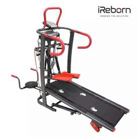 Treadmill elektrik treadmill manual home gym GT 5651