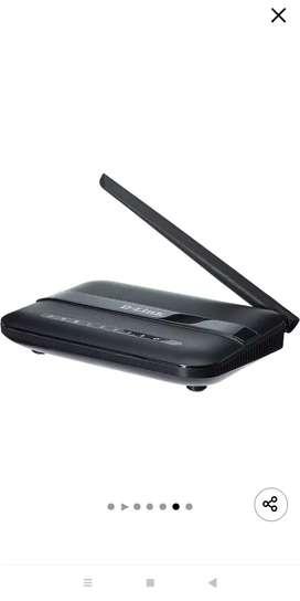 D-link DSL - 2730U wifi modem