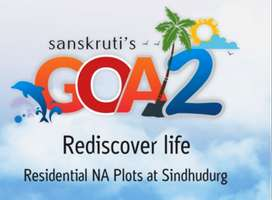 N/A Clear Title Ready to Use Plot in Goa 2 Tarkarli Malvan for Sale