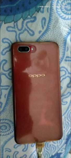 Oppo A3s 3/32 side crack thoda sa