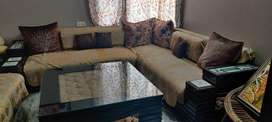 9 seater sofa in brand new condition