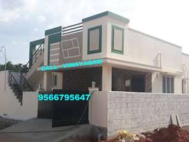 BEST PRICE Villa for sale at VADAVALLI (45 Lakhs)-Vinayagam