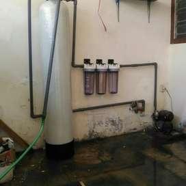 Filter air sumur untuk rumah tangga dengan kualitas import