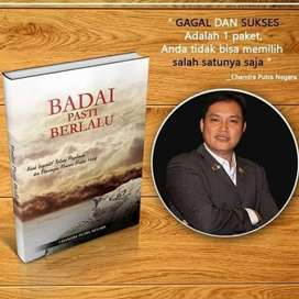 Buku Badai Pasti Berlalu Karya Chandra Putra Negara Success Before 30