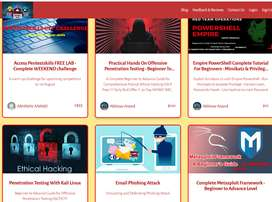 Complete Ethical Hacking Tutorials with LAB - PENTESTSKILLS