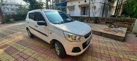 White Alto K10 VXI top model in mint condition on sale in Siliguri