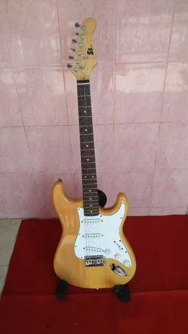 Gitar listrik Ss series original MII