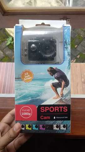 Sport Cam 2.0-Inch Screen