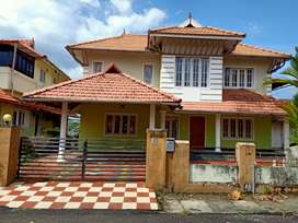 Fully FURNISHED AC VILLA-4 BHK KANJIKUZHY  VILLA WITH ALL amenities