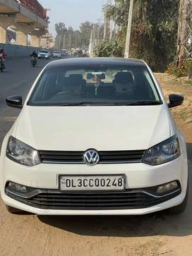 Volkswagen Polo petrol 2019 well maintained.
