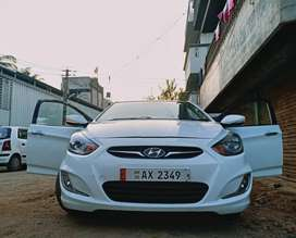 Hyundai Fluidic Verna 2011 Diesel Well Maintained