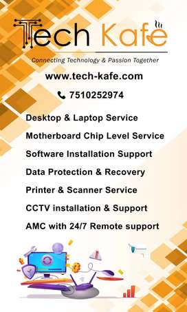 Computer Repair Services - Desktop , Laptop Etc.