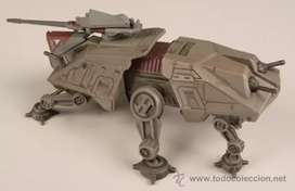 Micro Machines STARWARS Action Fleet AT-TE 2002 for sale in cheap