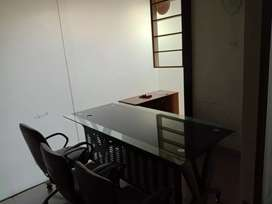Fully furnished office is available for rent in indirapuram
