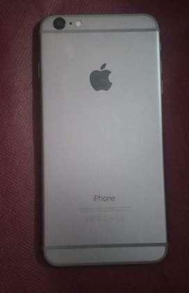 iphone 6plus 64 gb memory