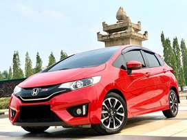 All New Jazz 1.5 RS AT 2016 [LestariMobilindo-02-EDO] Bisa Kredit