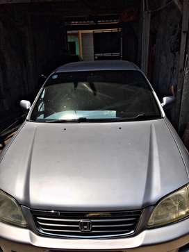 Mobil Honda City Z