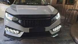 Honda civic hard top