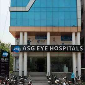 ASG EYE HOSPITAL Free eye check up appointment