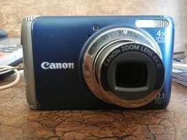 Canon A3100 IS Power Shoot Image Stabilizer