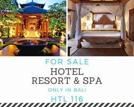 HTL 116 Dijual Hotel Bagus yang Berkualitas #$%#$