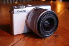 Camera Canon M100 Credit