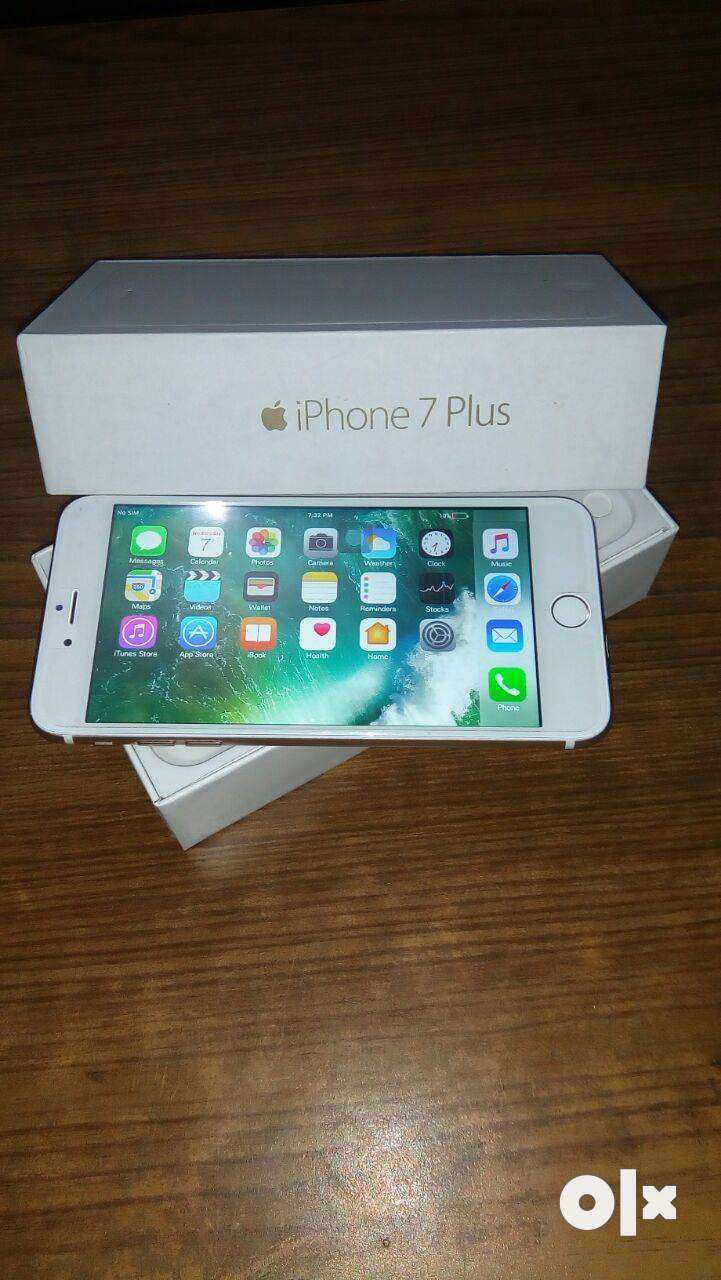 apple i phone 7PLUS refurbished  are available in Offer price.. 0