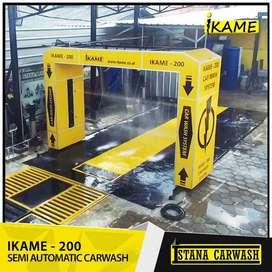 Mesin Cuci Mobil Semi Otomatis IKAME 200 Untuk Cuci Mobil paling oke