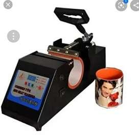 Personalised printing machine and materials