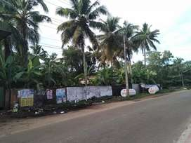 22 cent property for rent at main road, kollam,27mtre frontage