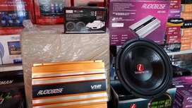 Paketan Grosir Audio Bass Mantap