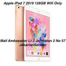 Menerima Kredit iPad [2019] 7 (128GB) WiFi Only