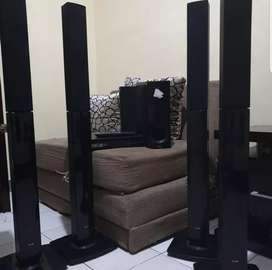 LG home theater second