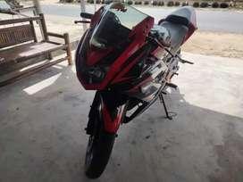 Jual cepat ninja RR 150 cc harga 17.500