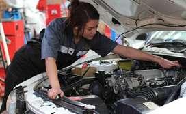 Dibutuhkan Calon Mekanik AC Mobil Tamat SMK/STM Fresh Graduate