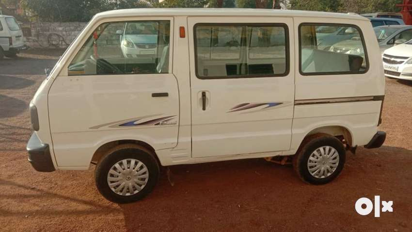 Maruti Suzuki Omni 8 STR BS-III, 2016, Petrol