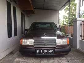 Jual BU Mobil  Mercedes Benz E300 th 1987 40 juta NEGO