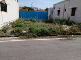 PLOT For Sale on Prime location CHANDRA COLONY ,NEAR SUBRAS RESTORENT