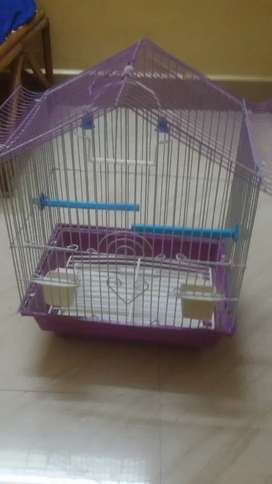 Birds cage new didnt use