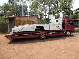 Bak truck towing