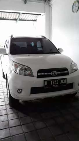 Siap pakai! Daihatsu Terios TS X-tra 2014 MT tt Rush 2013 Avanza 2015