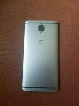 Perfect condition OnePlus 3 phone