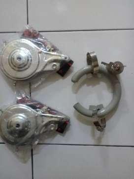 Tromol sepeda dan kunci gembok