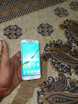 Samsung galaxy s6 edge excellent condition fixed rate