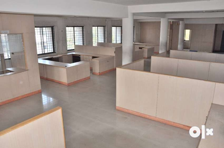 2nd Floor Office space for rent: Kannothumchal highway (2200 sq.ft.) 0